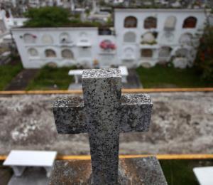 Un joven de 27 años fue asesinado frente al cementerio de Coamo