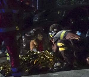 Seis muertos y decenas de heridos por estampida durante un concierto en Italia