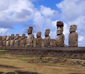 Sismo de magnitud 5.9 se registra al sureste de la chilena Isla de Pascua