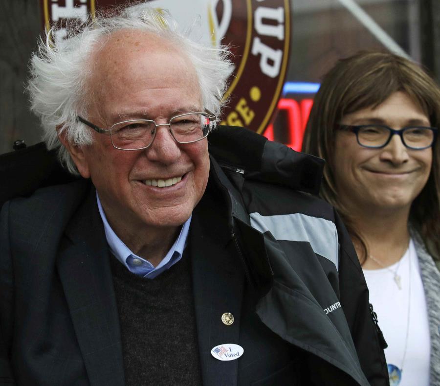 Bernie Sanders sale reelegido en Vermont