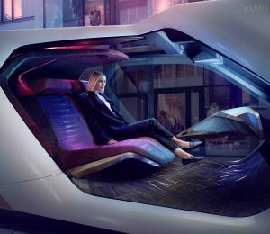 Una mirada al futuro de BMW en el CES 2020