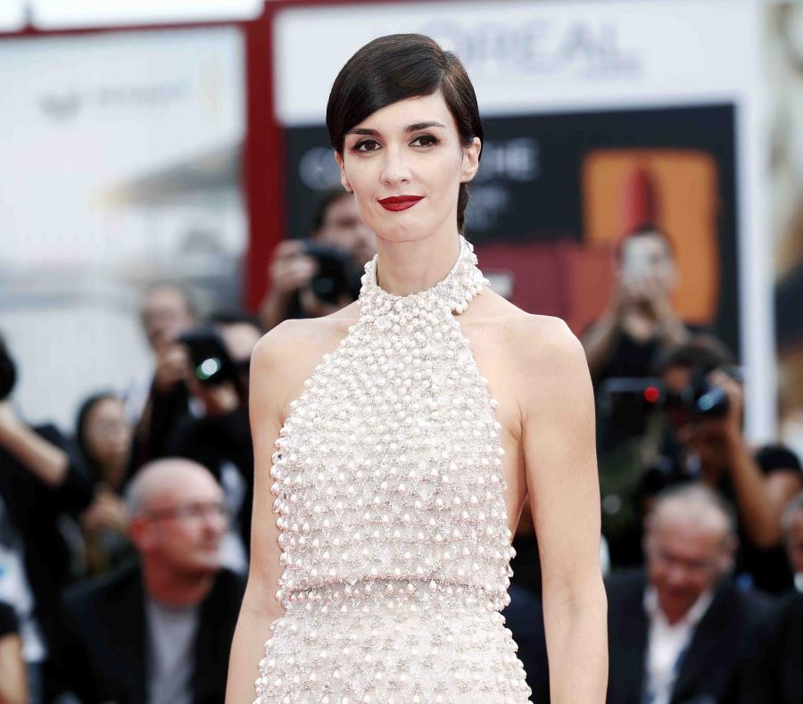 La actriz española Paz Vega se siente satisfecha con su actuación en The Bra. (semisquare-x3)