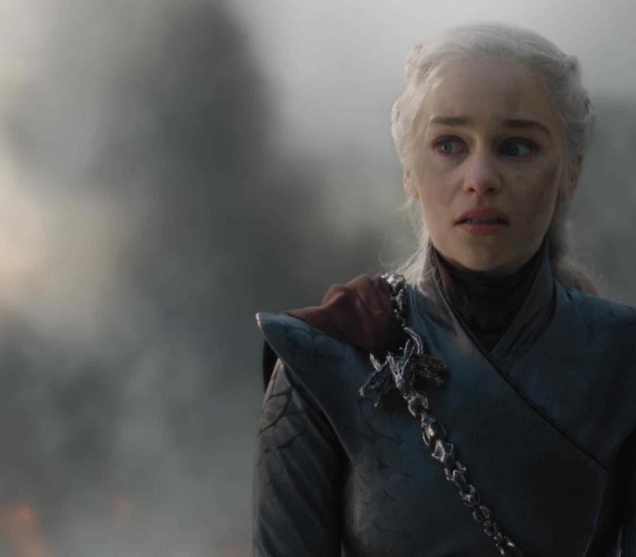 """El capítulo que pondrá fin a """"Game of Thrones"""" luego de la octava temporada se estrenará este del domingo. (AP) (semisquare-x3)"""