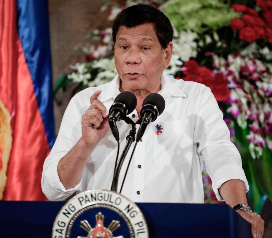 Crece el misterio en torno a la salud del presidente filipino Rodrigo Duterte (semisquare-x3)