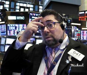 Wall Street sufre su peor caída desde febrero