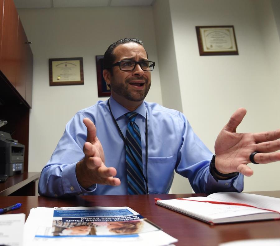 José Luis Soto, de la OIG del Departamento de Salud federal, afirmó que han observado un incremento en los casos de fraude en el área de medicamentos controlados. (semisquare-x3)