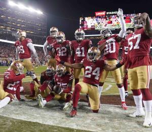 Los 49ers de San Francisco avanzan al Super Bowl
