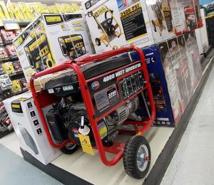 A ejercer cautela con generadores y acondicionadores