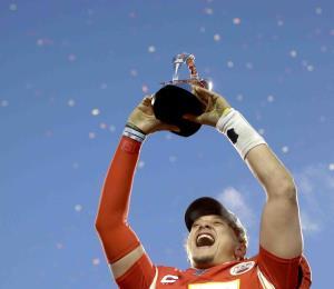 Los Chiefs de Kansas City van a su primer Super Bowl en 50 años
