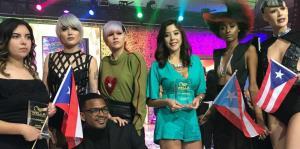 El talento boricua se impone en el North America Trend Vision Award
