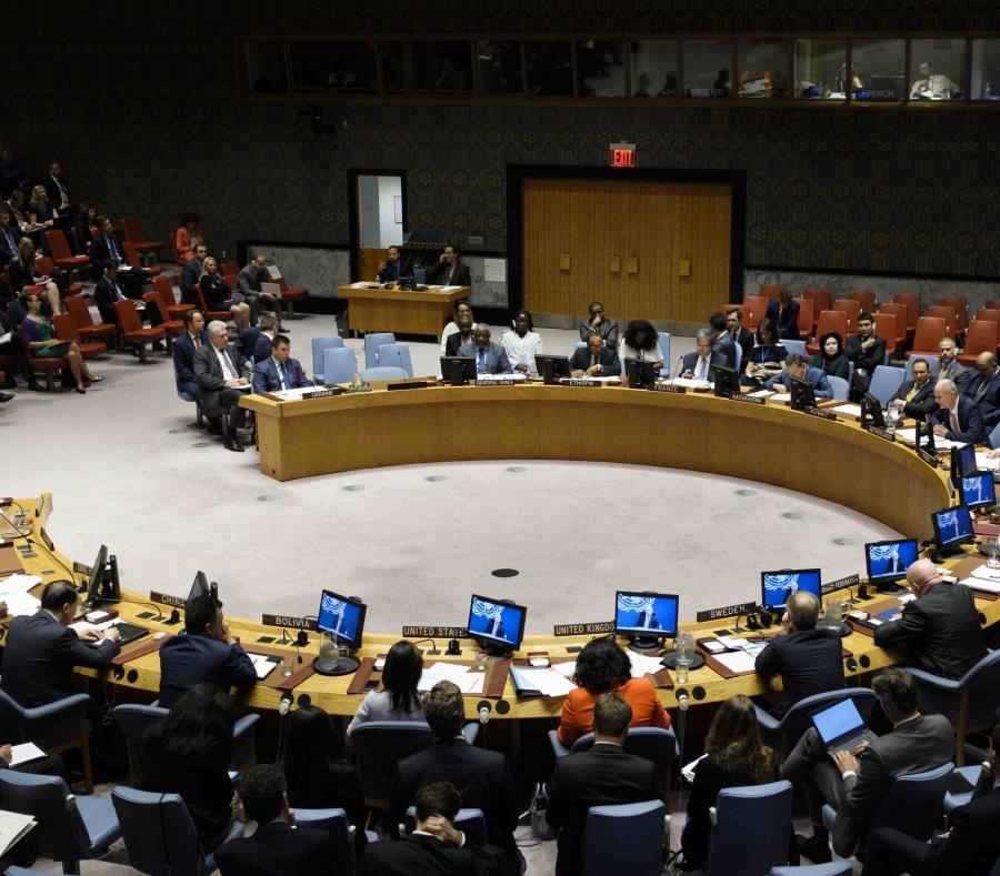 La ONU discuta en pleno una resolución que condena el bloqueo o embargo económico contra la isla. (EFE) (semisquare-x3)