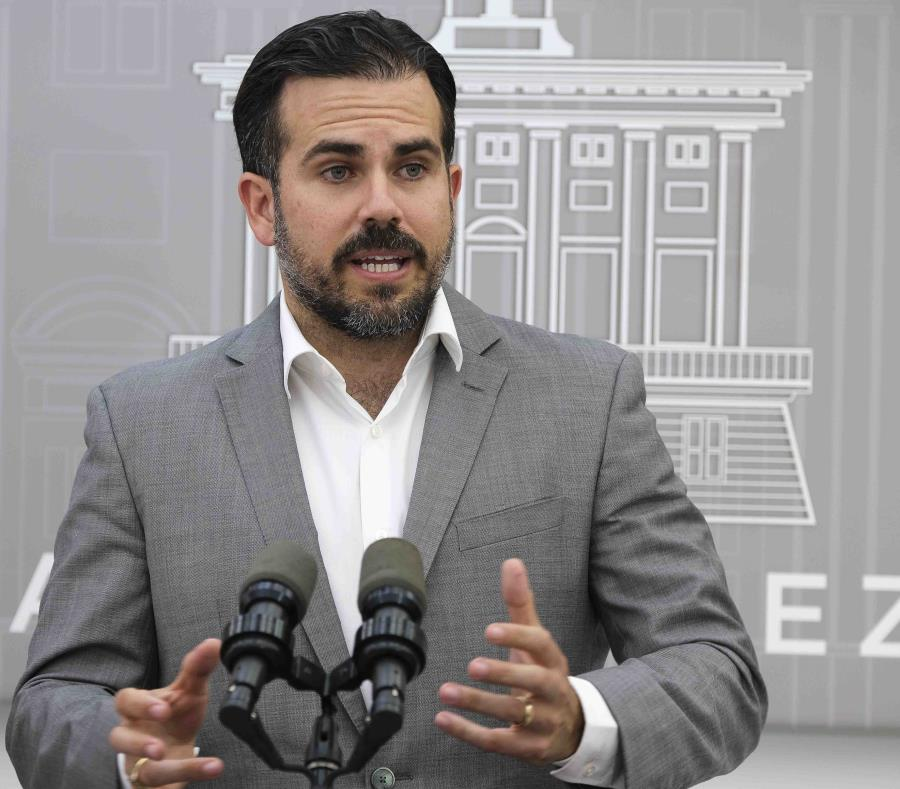 Governor Ricardo Rosselló Nevares addressed the island last night during a televised message from La Fortaleza. (GFR Media) (semisquare-x3)