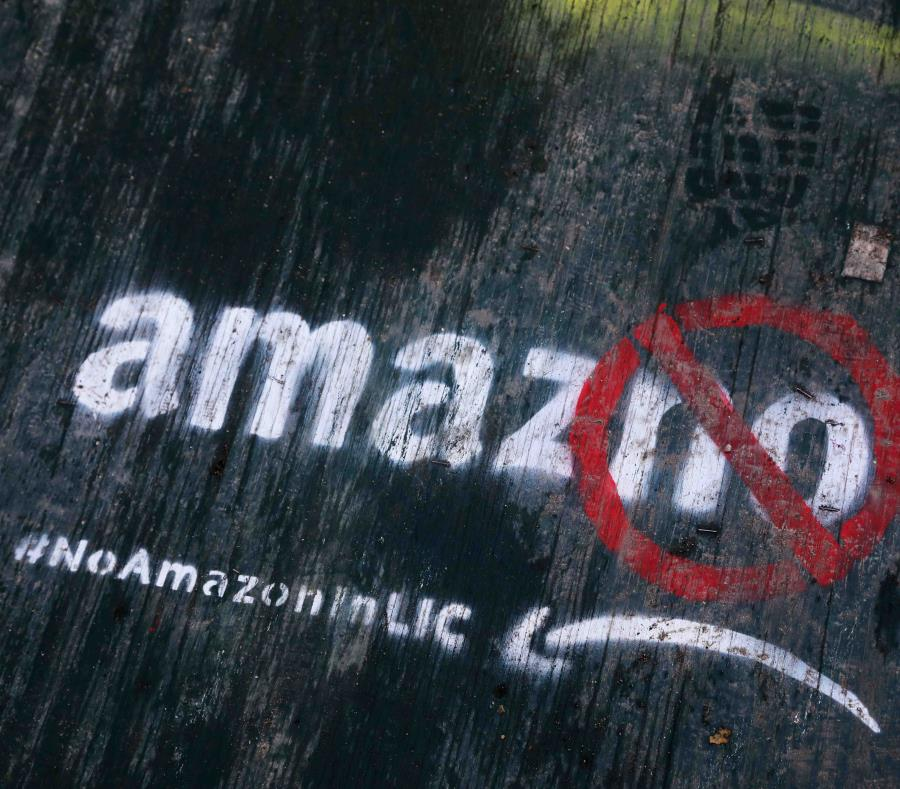 Amazon cancela los planes de construir la sede de Nueva York