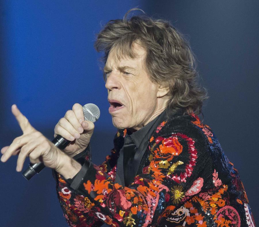 Mick Jagger, se someterá a una cirugía de corazón, informó la web Drudge Report. (AP) (semisquare-x3)
