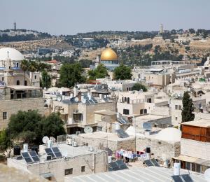 La reunificación de Jerusalén