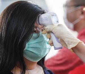 Firmeza y coherencia contra el virus