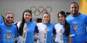 Estos son nuestros cinco medallistas de oro de los Panamericanos Lima 2019