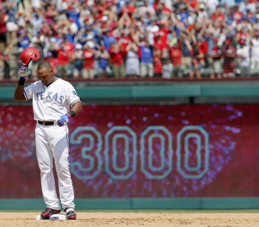 El dominicano Adrián Beltré anunció su retiro del béisbol
