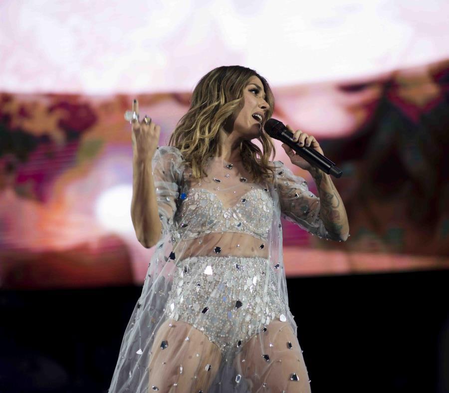 La cantautora vive uno de sus mejores momentos en su carrrera. (Archivo/GFR Media) (semisquare-x3)