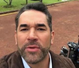 Eduardo Santamarina habla sobre la infidelidad de Mayrín  Villanueva