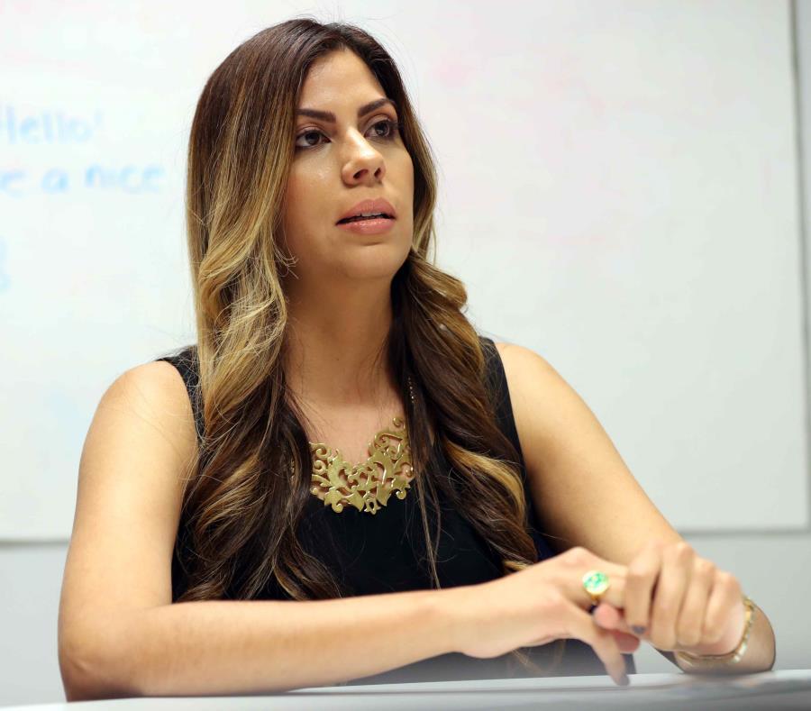 La secretaria del DRD, Adriana Sánchez Parés, destacó el trabajo realizado por el doctor Enrique Amy.  (Archivo / GFR Media) (semisquare-x3)