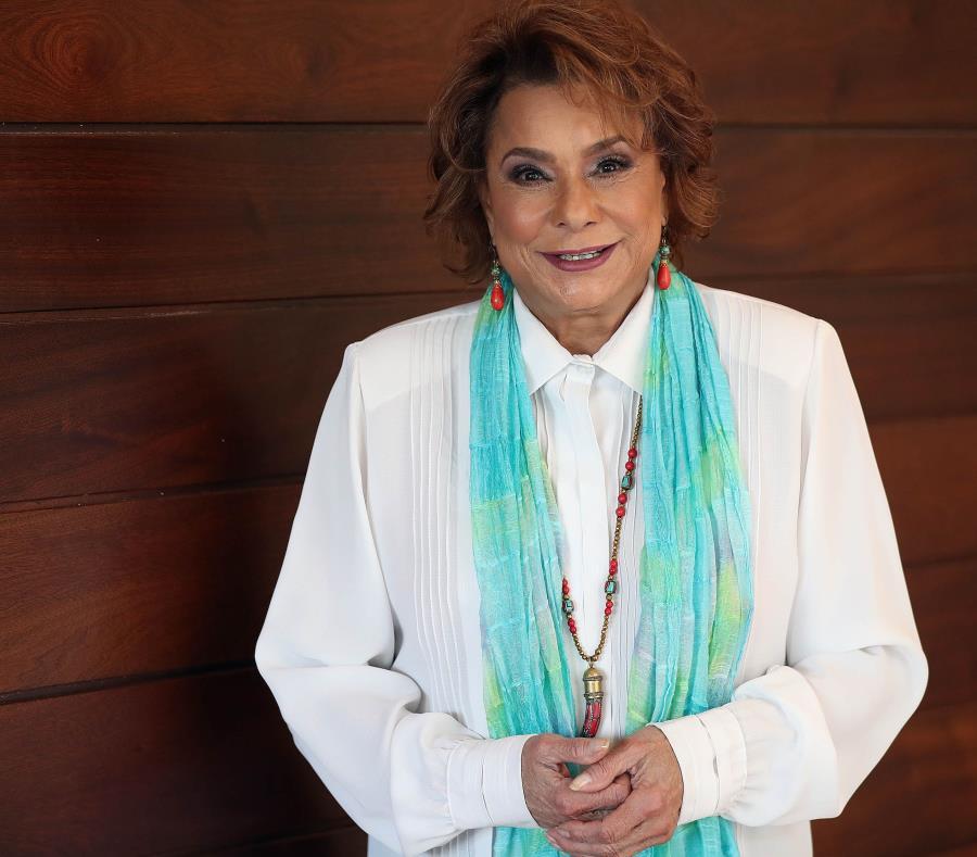 Lucecita Benítez regresa a los escenarios con un espectáculo el viernes, 13 de septiembre en el Centro de Bellas Artes, Luis A. Ferré. (GFR Media) (semisquare-x3)