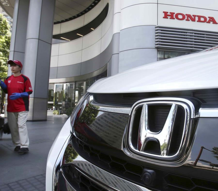 Imagen de un centro de servicio Honda. (AP) (semisquare-x3)