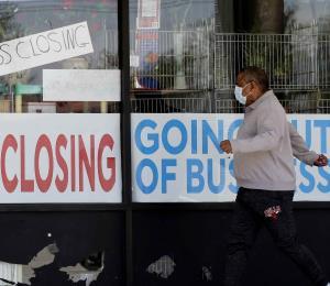 EE.UU. recibe más de 41 millones de solicitudes por desempleo en dos meses