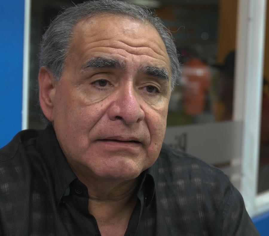 Esta producción contó con la participación del economista José Alameda, que explicó la grave situación económica de la isla. (Suministrada) (semisquare-x3)