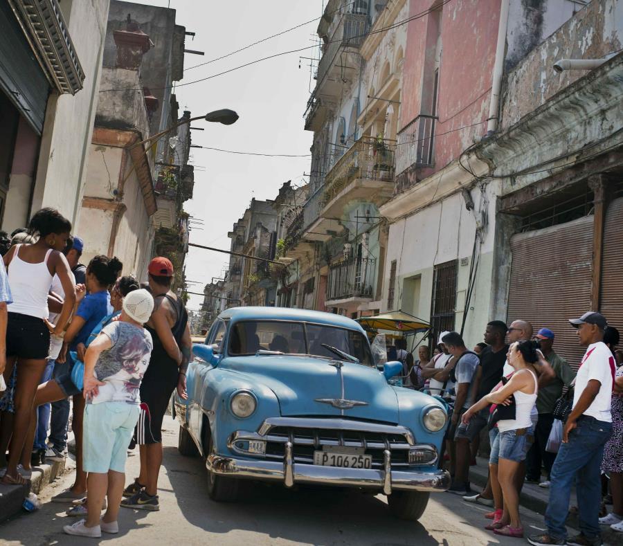La medida permite demandas en suelo estadounidense contra empresas que operan en propiedades confiscadas en Cuba (AP/Ramón Espinosa) (semisquare-x3)