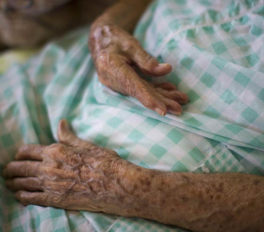 La mujer no había ingerido alimentos ni agua durante casi una semana. (GFR Media) (semisquare-x3)