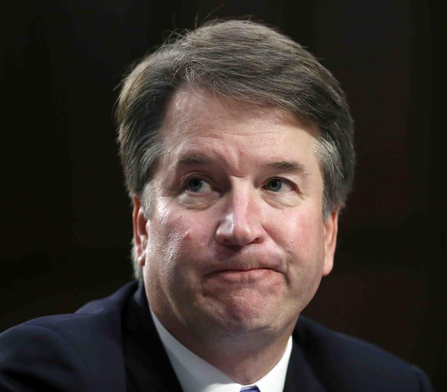 Trump quiere hablar con mujer que denunció ataque sexual de Kavanaugh