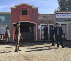 El Viejo Oeste vive en Arizona