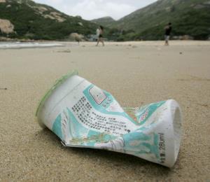 """""""Los océanos, marañas de plásticos"""""""