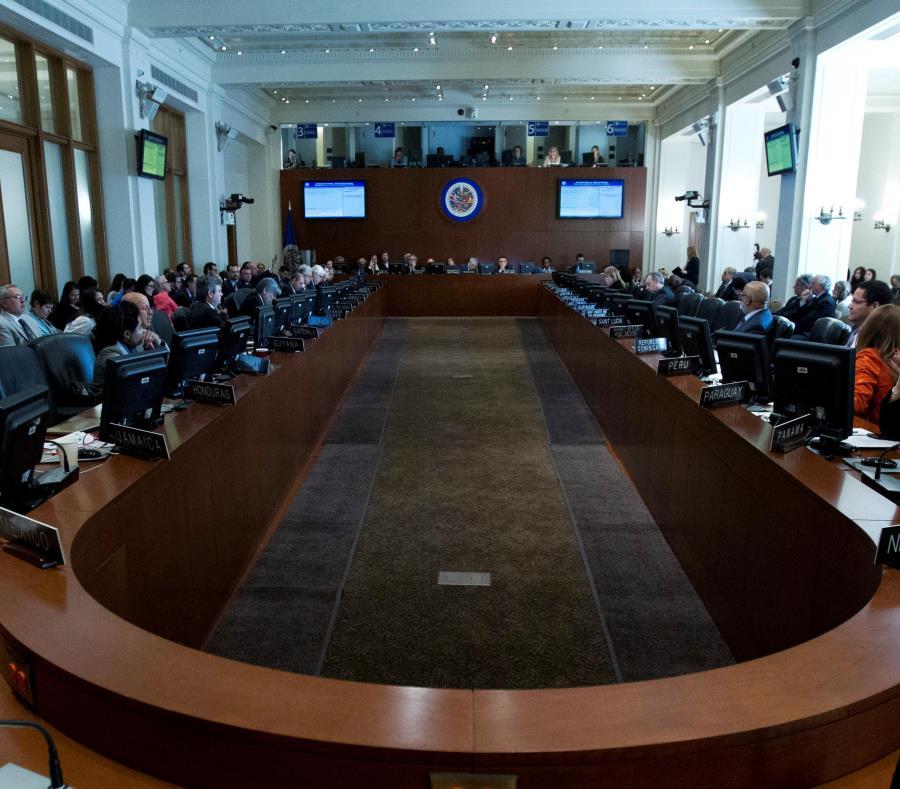 La CIDH examinará las denuncias  presentadas por el abogado estadista Gregorio Igartúa y el exgobernador Pedro Rosselló en contra de EE.UU. por negarles a los habitantes de la isla participación en el colegio electoral estadounidense. (AP) (semisquare-x3)