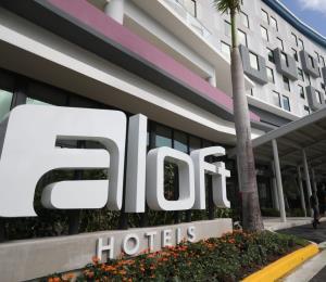 Abre el hotel Aloft en el complejo de entretenimiento El Distrito
