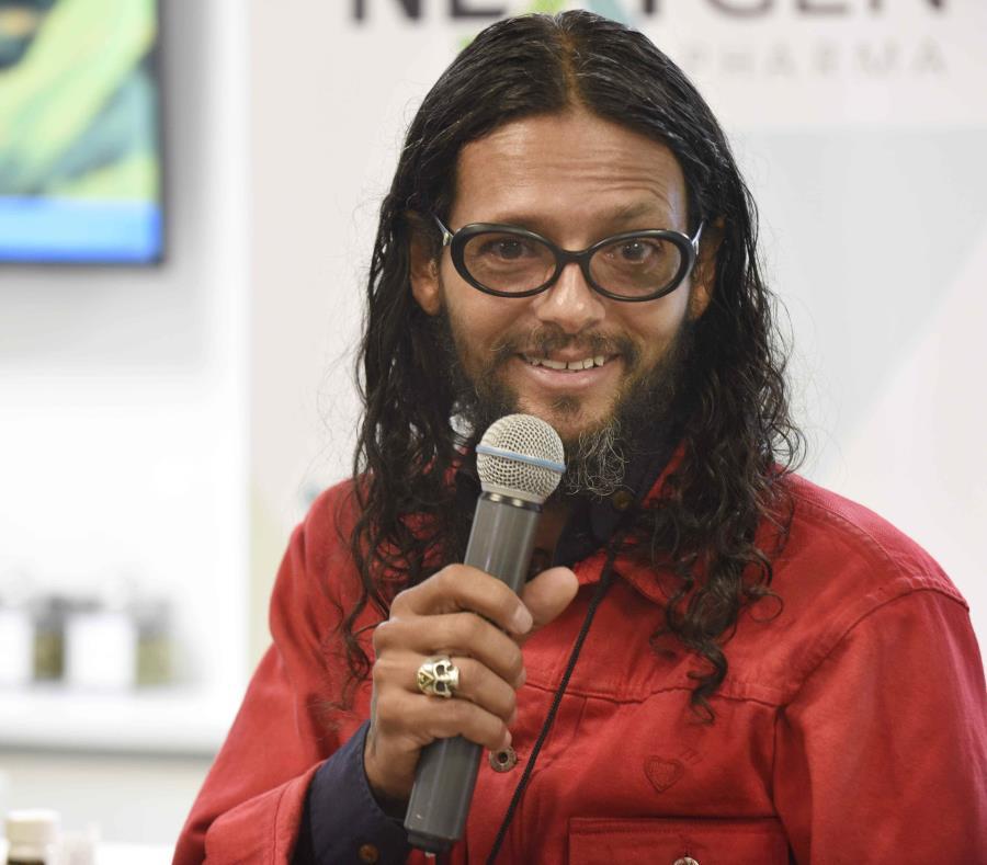 Robi Draco Rosa lanza su marca de cannabis medicinal