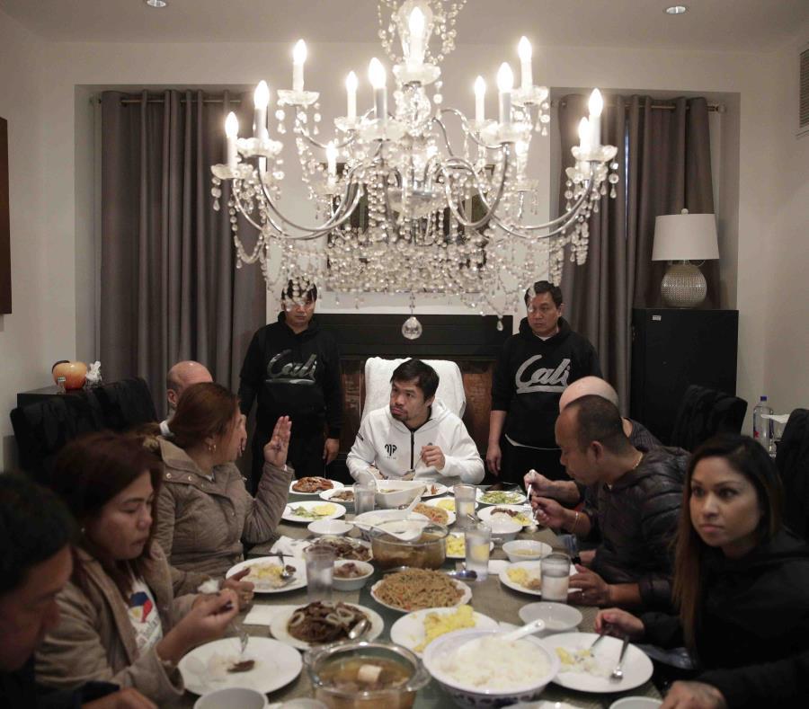 Manny Pacquiao expone título welter ante Adrien Broner en Las Vegas