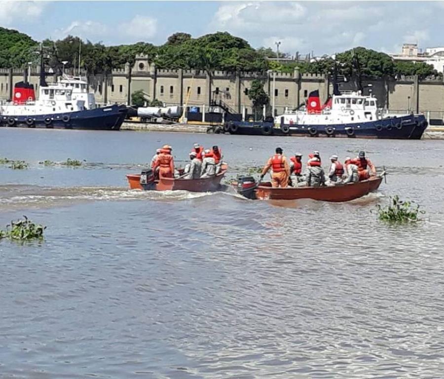 La Armada dominicana realiza operativos en todo el país