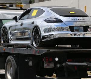 Hacienda embarga un lujoso Porsche a un evasor contributivo