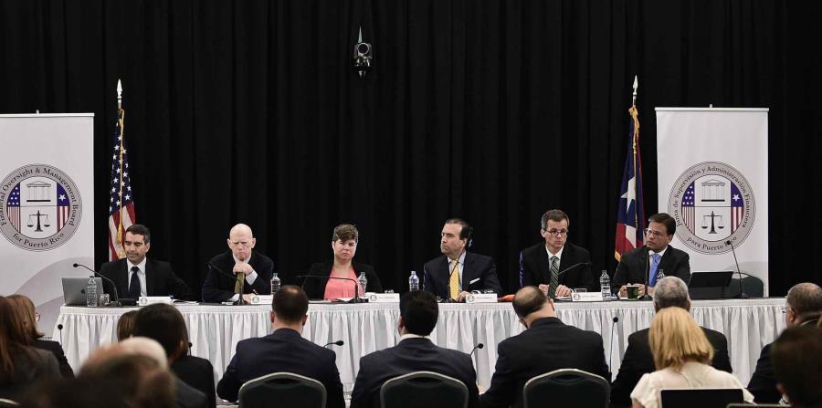 La Junta de Supervisión Fiscal se reúne el viernes en Nueva York. (horizontal-x3)