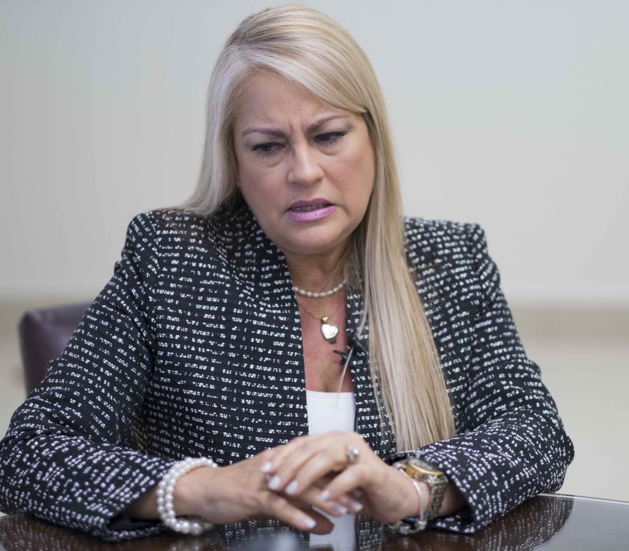Wanda Vázquez, secretaria del Departamento de Justicia. (GFR Media) (semisquare-x3)