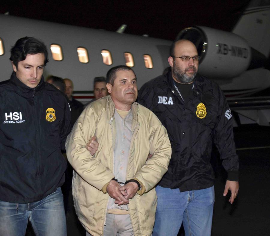 Condenan a 'El Licenciado' a cadena perpetua en EU