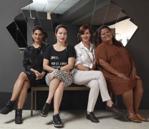 Las jevas de Teatro Breve extienden sus denuncias cantadas hasta noviembre