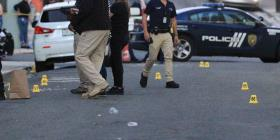 Esperan por análisis de balística en caso de piloto baleado frente a discoteca en Santurce