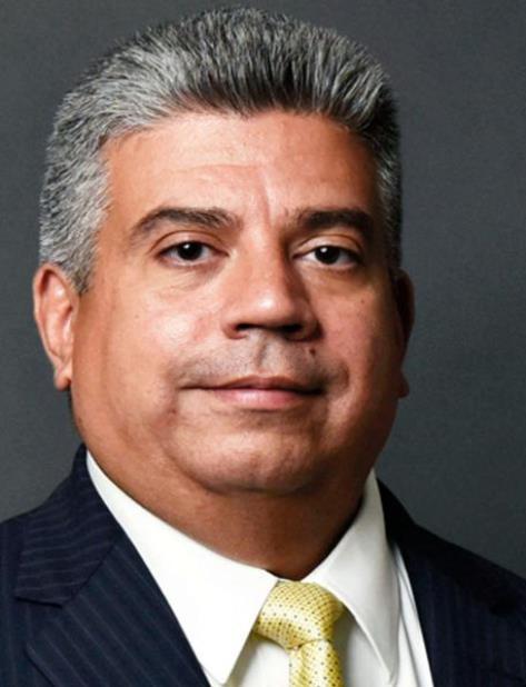 Eric González venció a otros cinco precandidatos que aspiraban al puesto logrando el 53% de los votos. (vertical-x1)