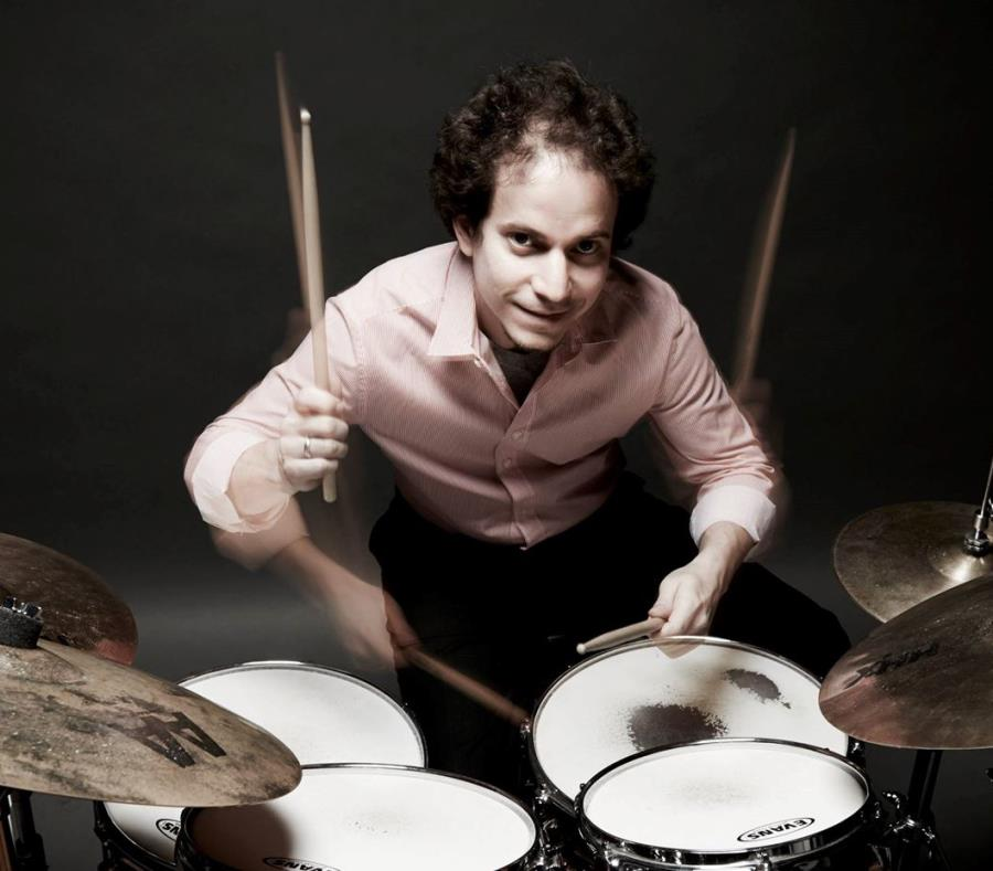 El baterista cubano Dafnis Prieto. (Suministrada) (semisquare-x3)