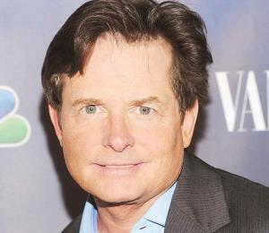 Michael J. Fox vivo ejemplo del Párkinson precoz