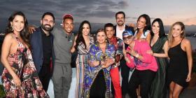 Ozuna, Ivy Queen, Olga Tañón y Zuleyka Rivera hacen de las suyas en La Fortaleza