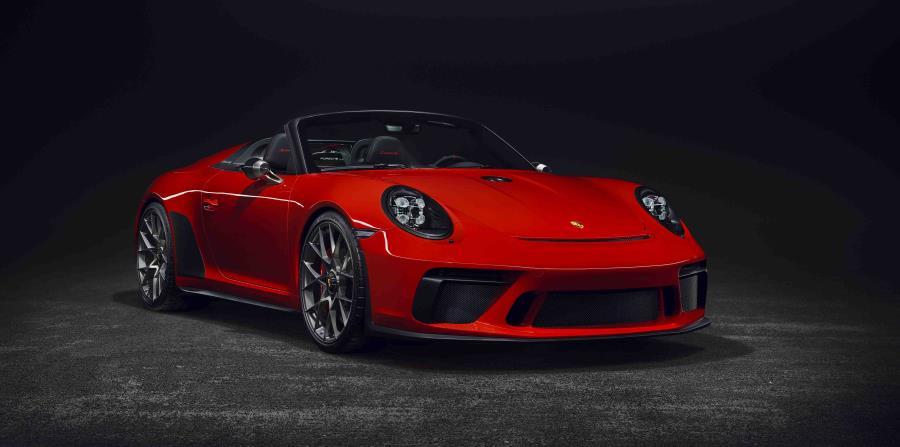 Porsche 911 Speedster Concept ll (horizontal-x3)